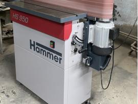 Công Ty TNHH Paramax Corporation Sử Dụng Máy Chà Nhám Cạnh Hammer HS950